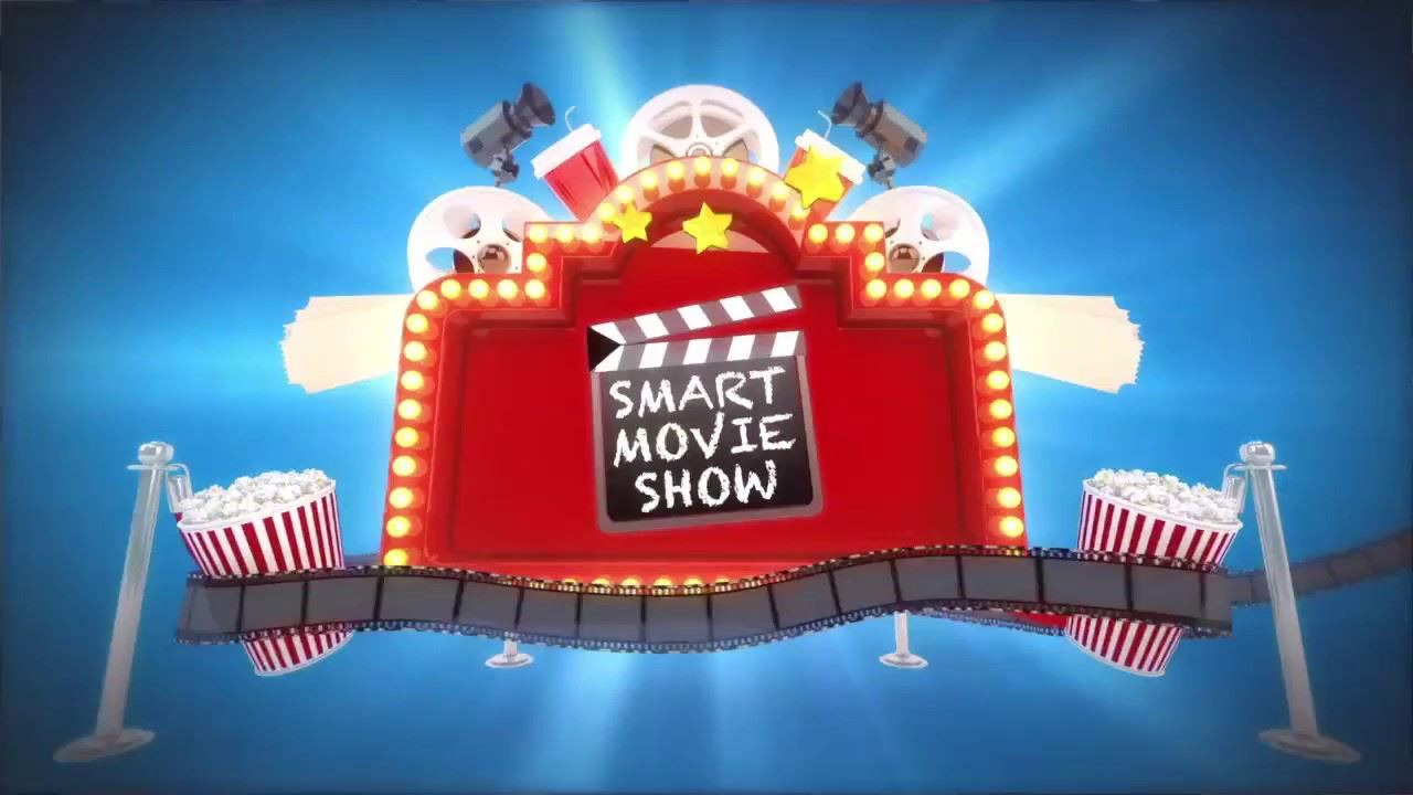 Smart Movie Show Logo