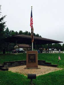 Veterans and Emergency Services Monument