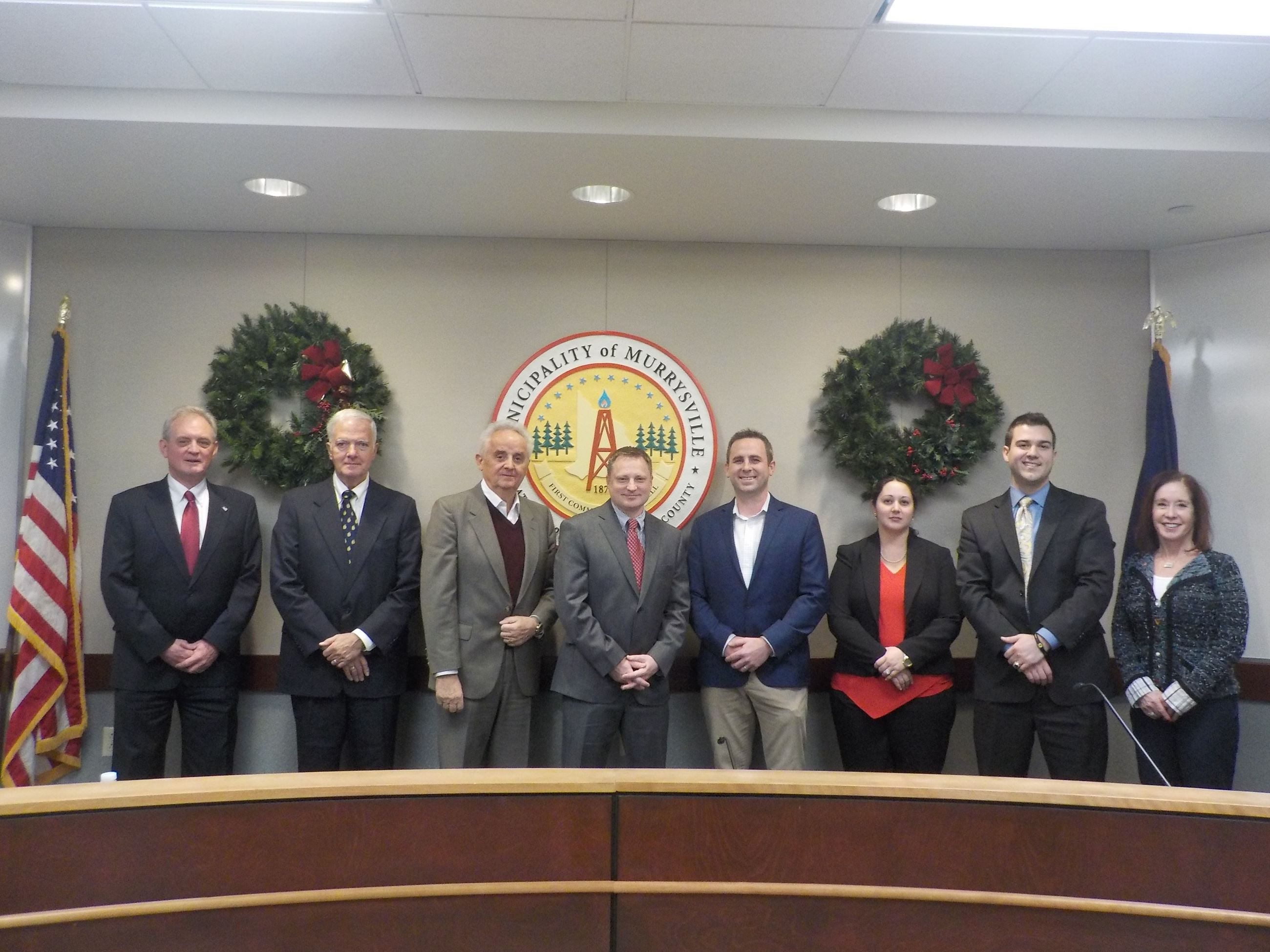 2018 Murrysville Council